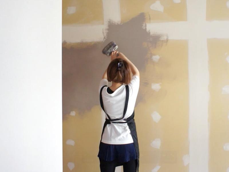 工事中のお部屋の壁を塗ろう! 「カスタマイズ賃貸体験会」を実施します #news