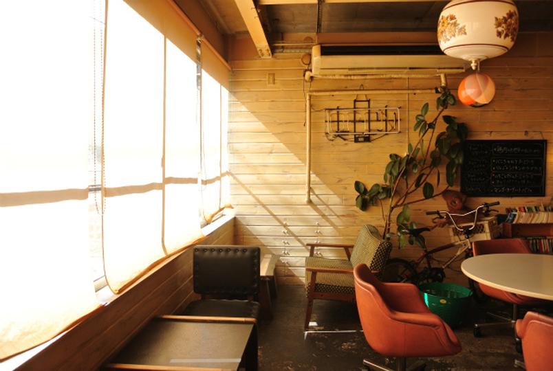 大阪のオシャレなリノベーションのカフェ特集 #2 Marble(中崎町)
