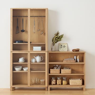 Kitchen/無印良品/食器棚/ニトリ/セリア/無印良品 壁に