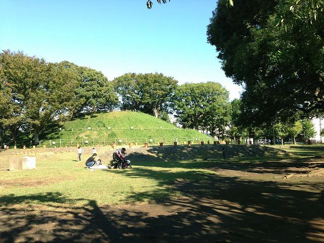 すぐそばに素敵な公園、やっぱり嬉しい。(等々力 2LDK 60m² 15万円 →詳細はこちら)