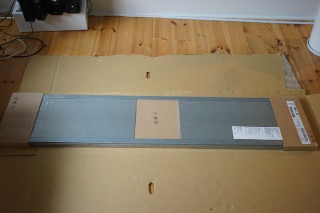 コンパクトな「フラットパック」で売っているIKEAの家具。すごく考えられた流通の仕組みですが、如何せん組み立てなくてはなりません。