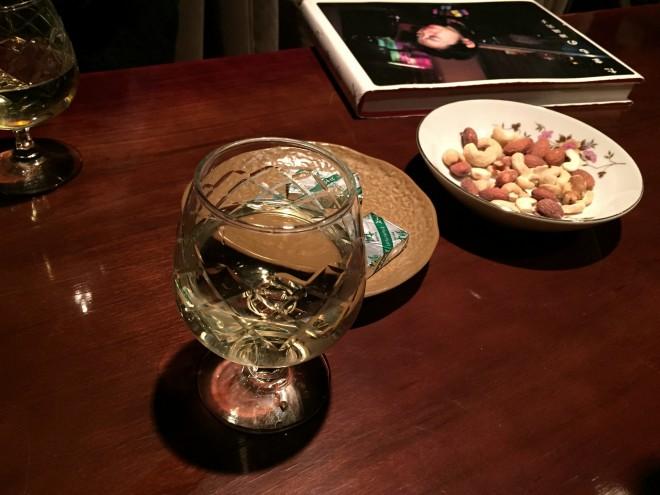 珈琲と酒米山