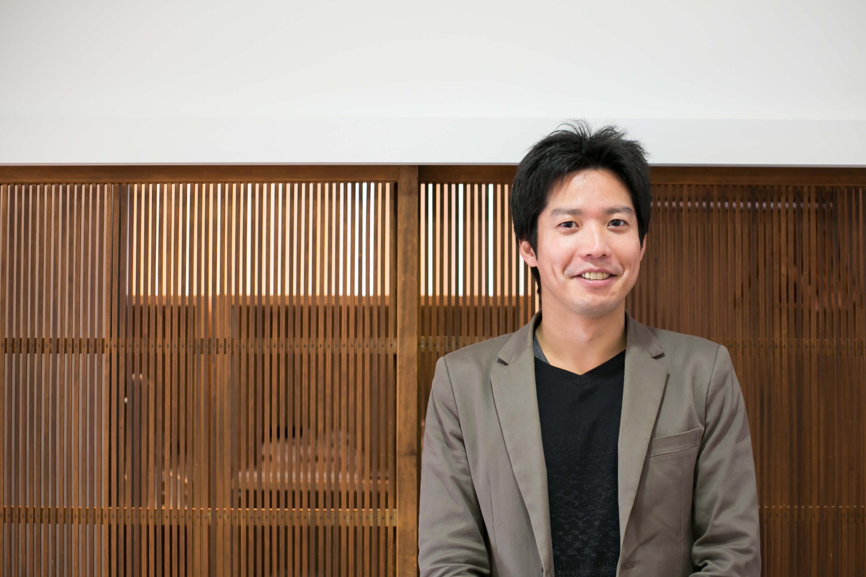 お話を聞かせてくださったのは、プロパティマネジメント部の高橋宏太さん。