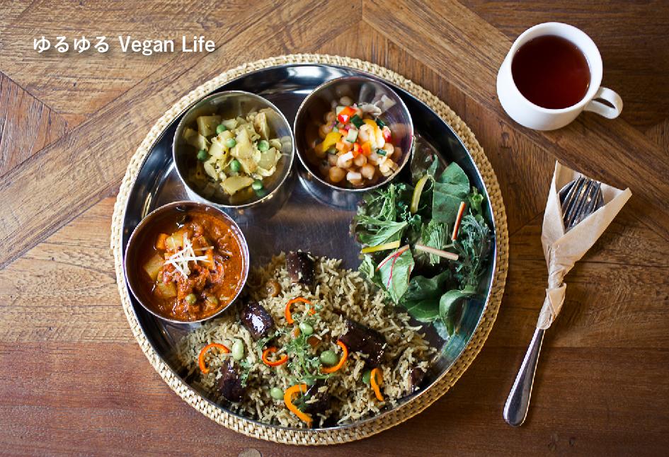 ゆるゆる Vegan Life