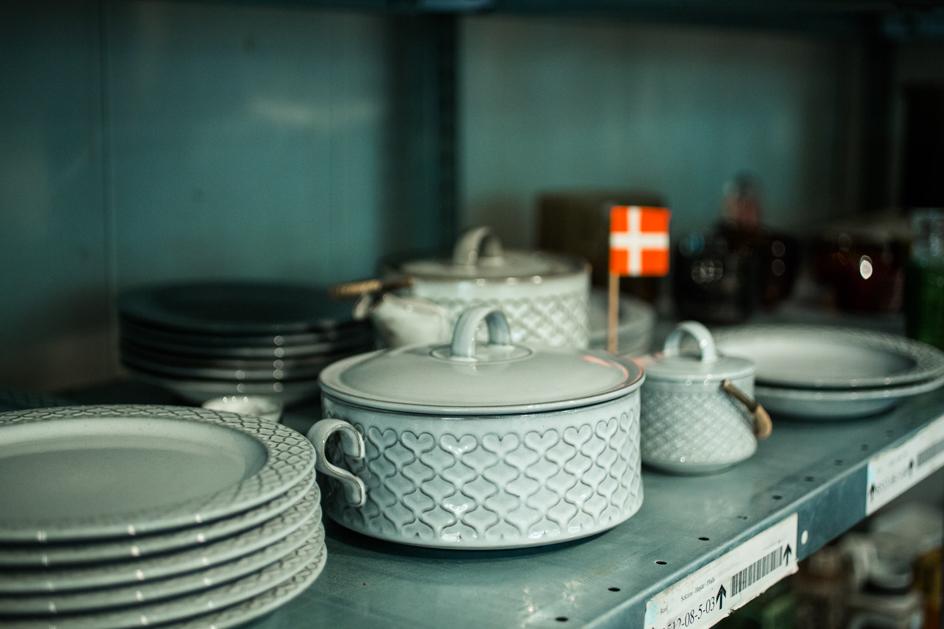 デンマークのイェンス・クイストゴーがデザイン、ロングセラー「コーディアル」。