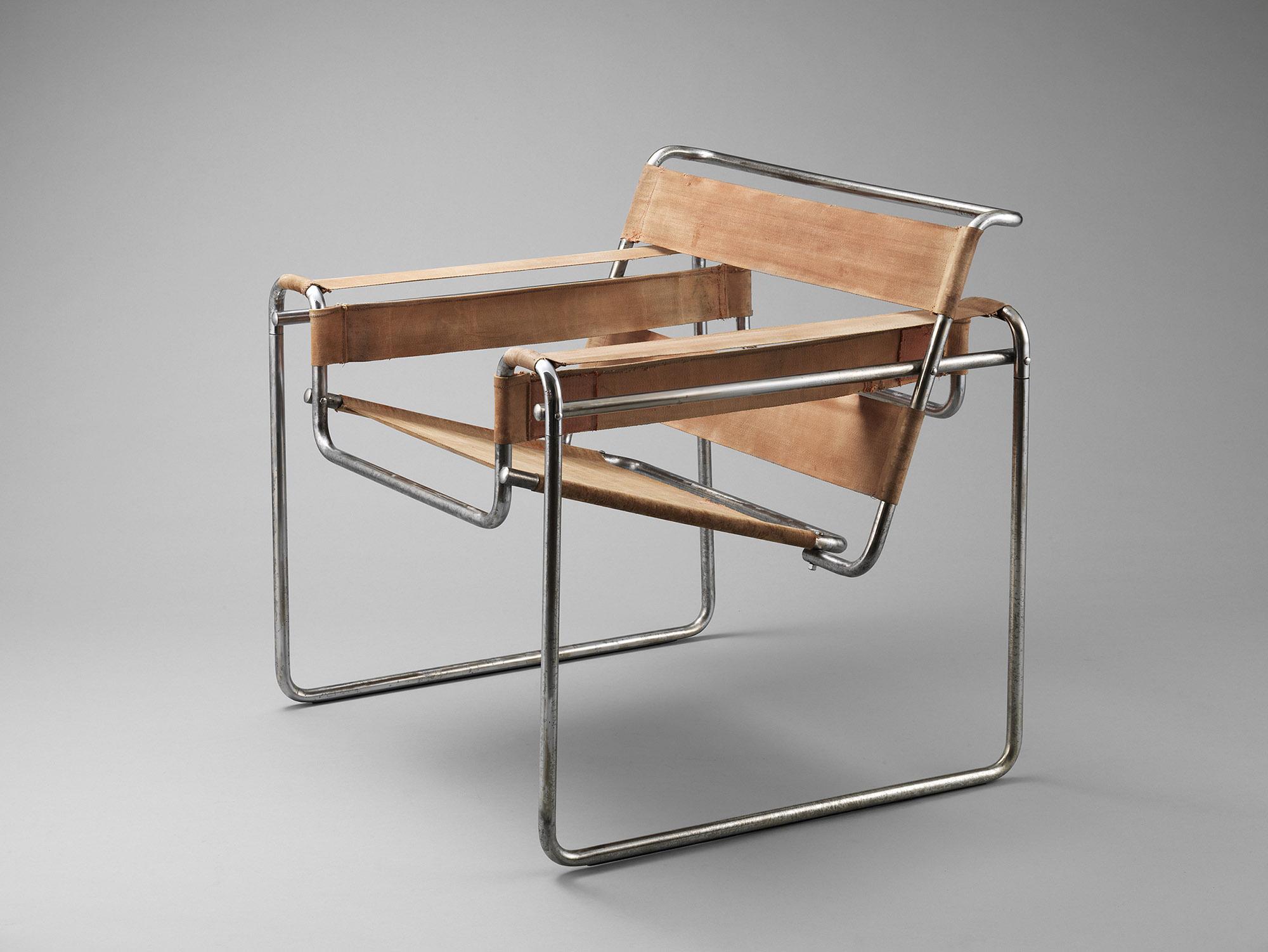 国内外から約40点のブロイヤー家具が集結! 『マルセル・ブロイヤーの家具』展(竹橋・5/7まで)