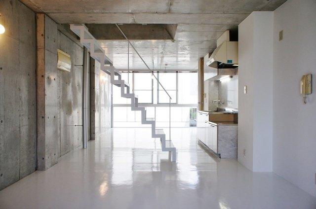 ふたりで住むならこんな部屋もアリかもしれない。憧れのデザイナーズ賃貸特集!