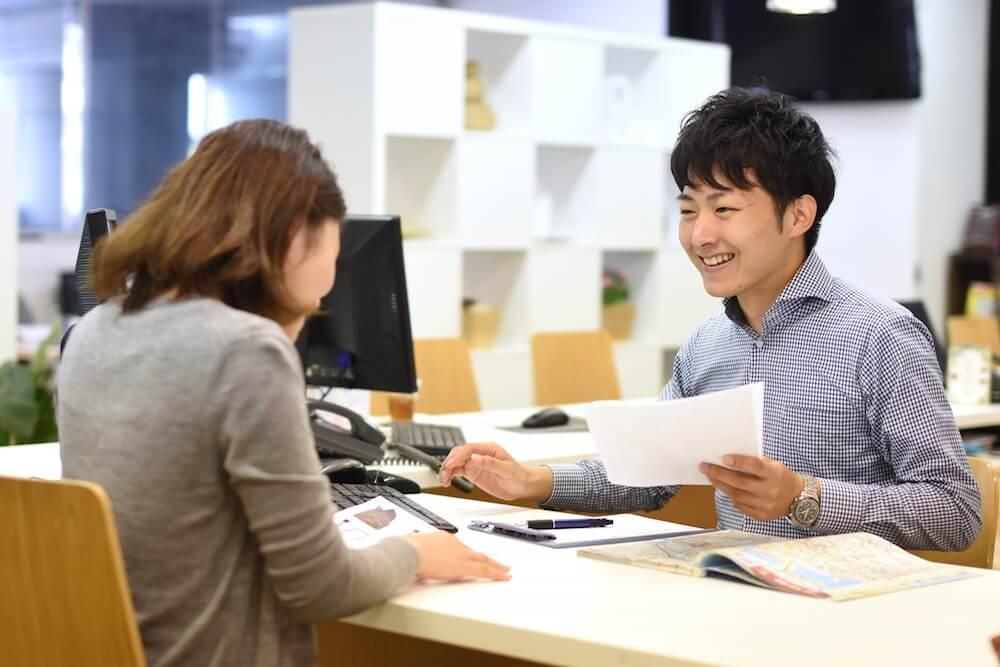 お客様に対応するスタッフの方も、皆さん笑顔で気持ちが明るくなってきます。