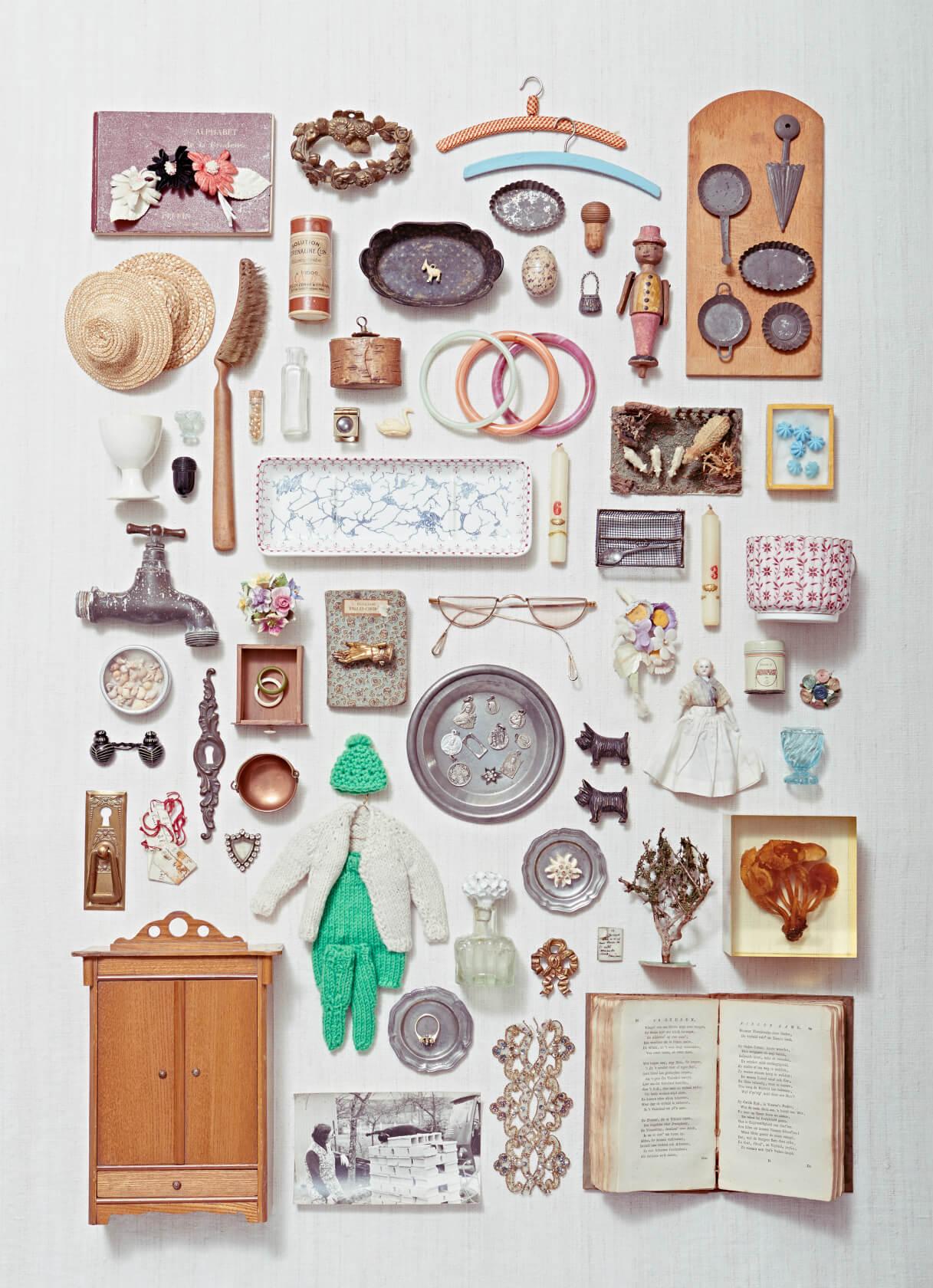アンティークの魅力を再発見『東京小さいものクラブ 〜world antiques jewelry & wonderful small world〜』(東京・表参道)