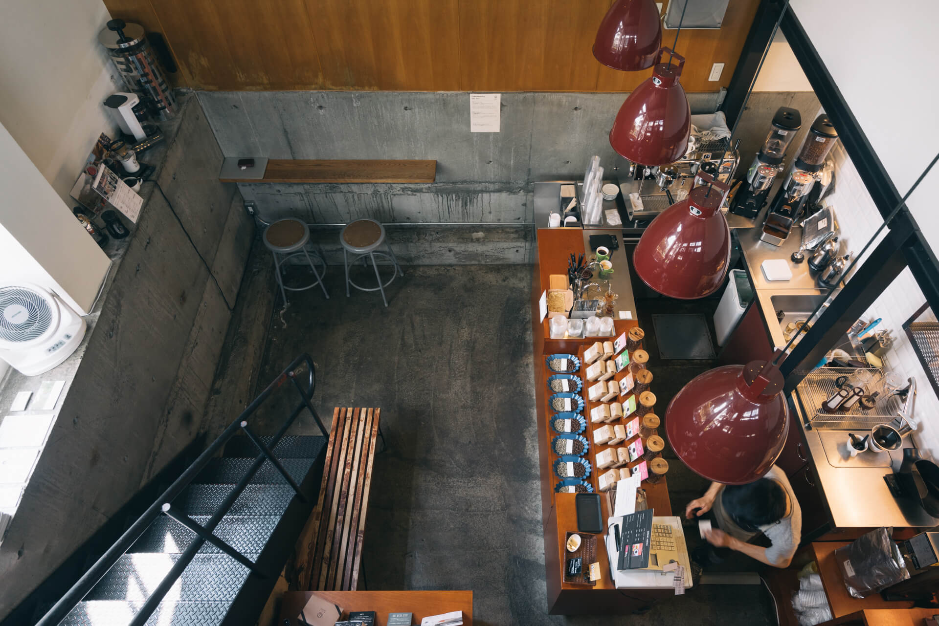 100% 豆の力をひきだす。『Nozy Coffee』(東京・三軒茶屋)