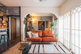 賃貸の一軒家をナチュラル&ジャンクテイストにDIY。 tarako_ten さんの部屋