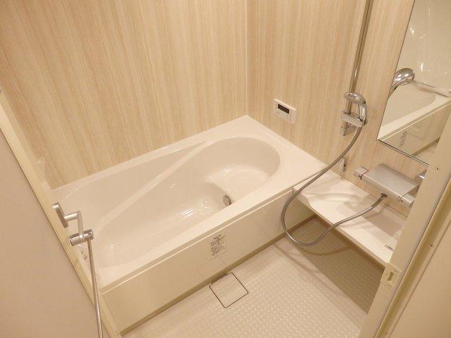 お風呂が大きい!