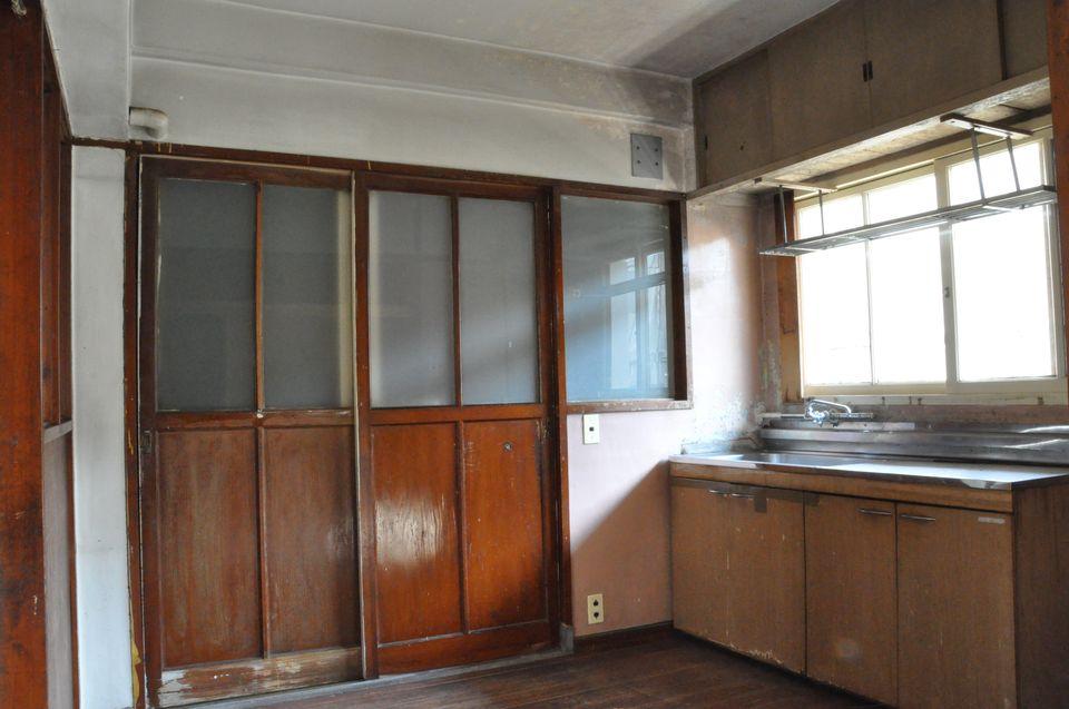 完成当時のままの部屋