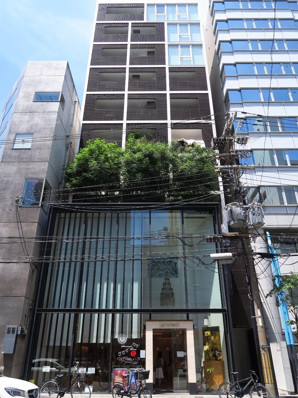 このお部屋に訪れたあなた、マンションを見上げて思うわけです。 あのお部屋だったらいいな、あのグリーンのあるお部屋。でも、あれだと3階くらいかもなあ。