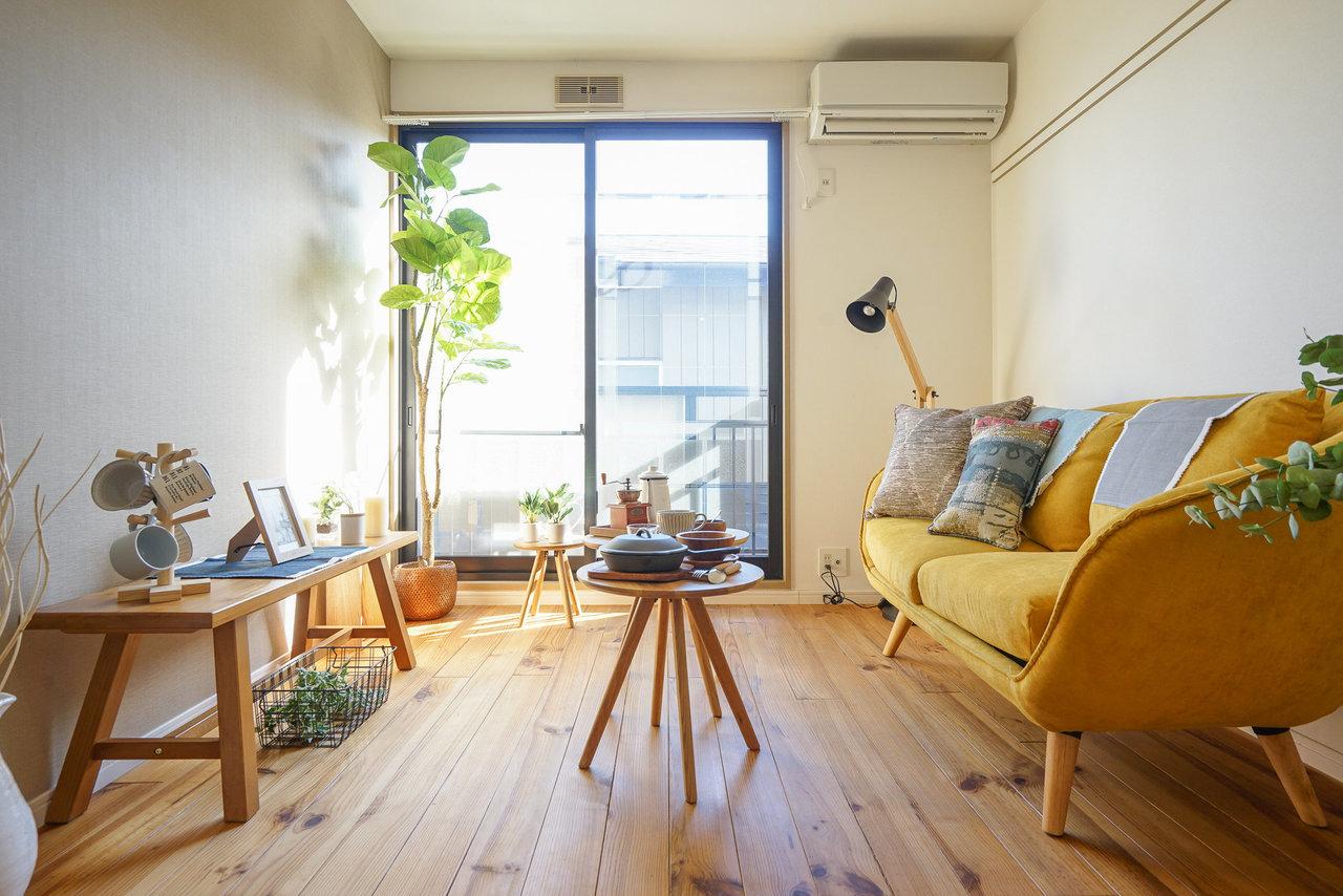 この記事もチェック:一人暮らしの部屋探し。間取り図を比較するときに知っておきたい基礎知識