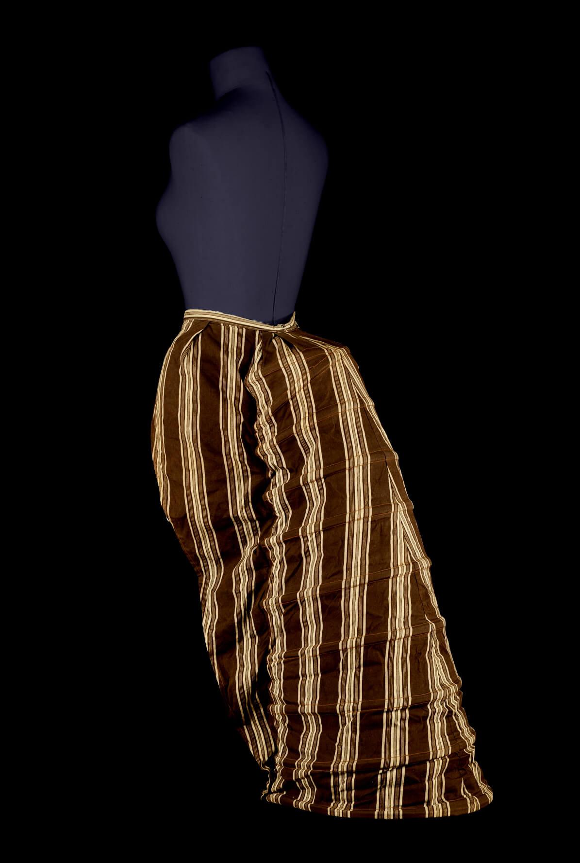 バスル 1883-85年頃 イギリス / 神戸ファッション美術館蔵