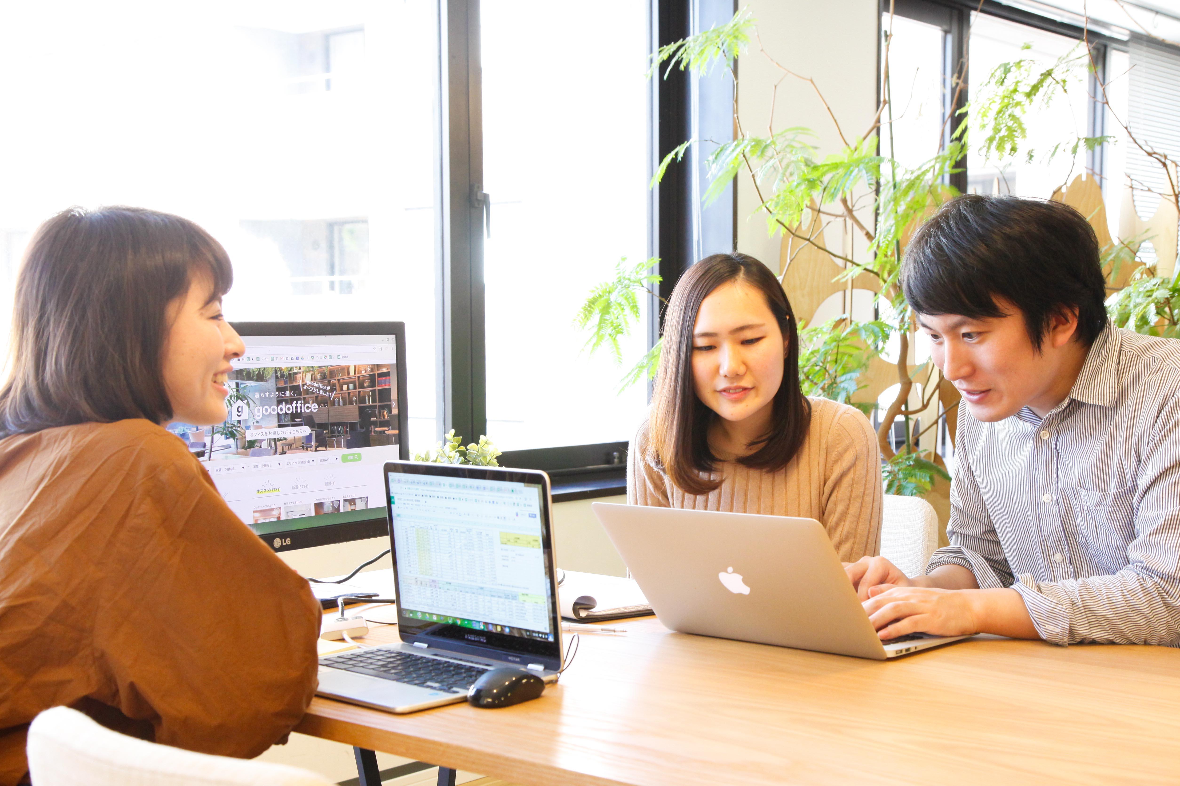 メンバーの教育や事業部を成長させる、戦略作りまでしていきます