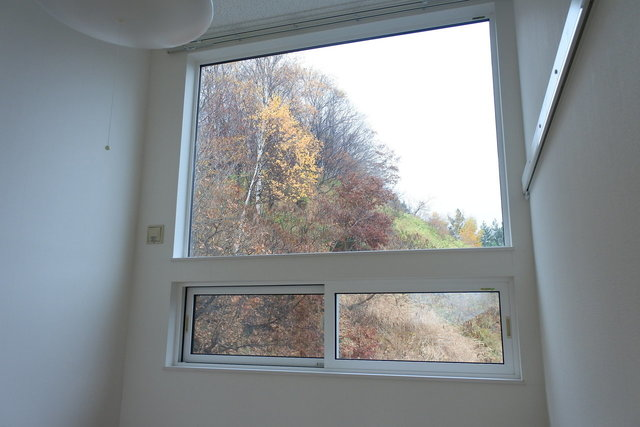 この窓が、とてもいい。