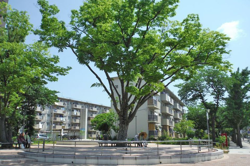 総持寺団地:阪急総持寺駅から徒歩5分
