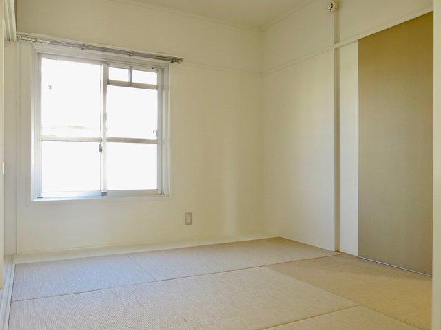 畳のお部屋も、MUJIっぽい!