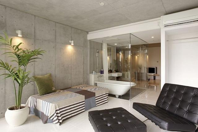 ちょっと予算に余裕がある方は、こんな上質な部屋を選択してみるのもアリでは?