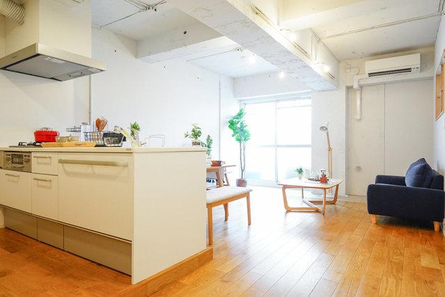カフェみたいなおしゃれな部屋に住みたいけど、家賃が高くて悩んでいます