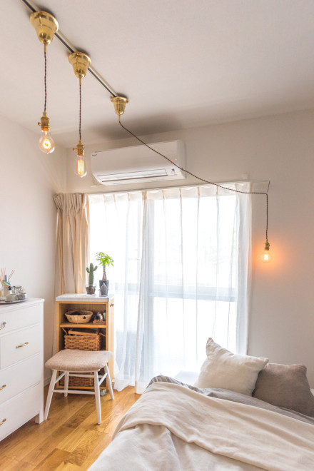 「『家具はひとり暮らしのパートナー』。お部屋のプロの部屋」より