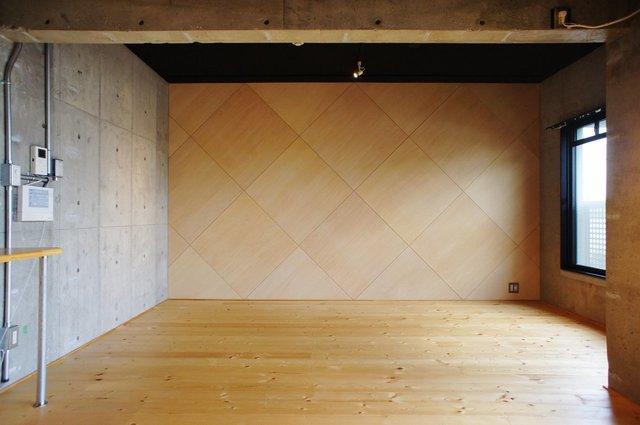 この壁、いいなぁ