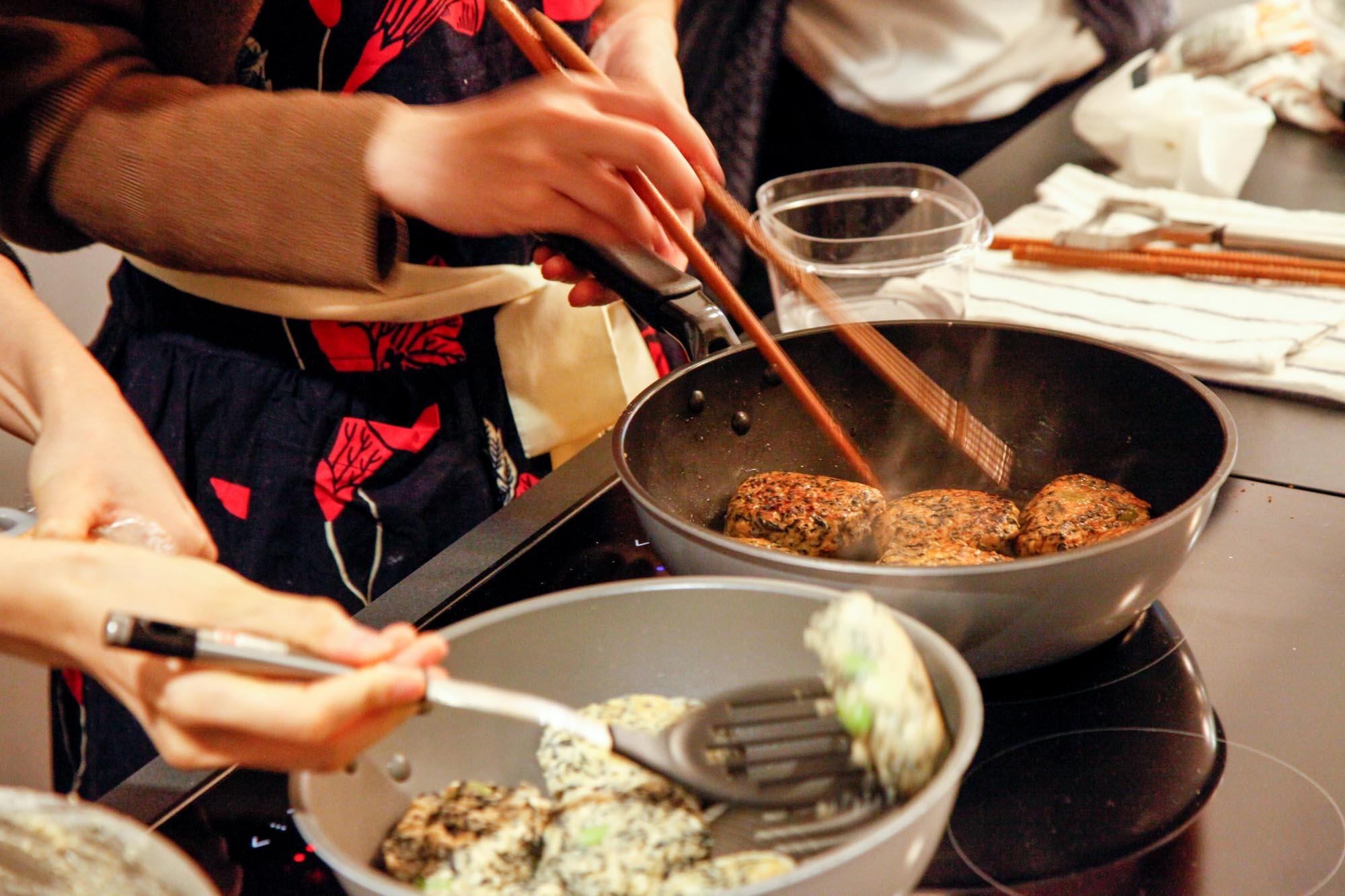 これでもう失敗しない。豆腐ハンバーグの作り方