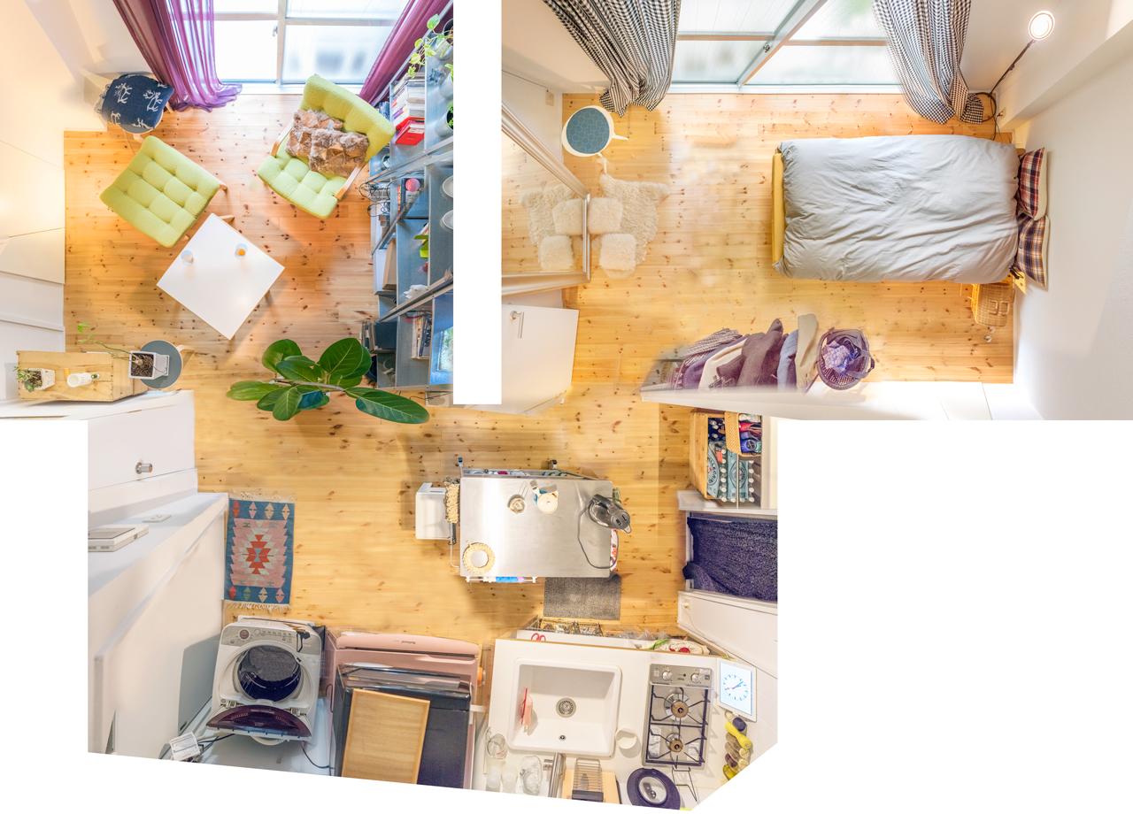 【インテリアの参考に】「オシャレな日本のマンション・アパート暮らし」のお部屋が見られるサイトまとめ
