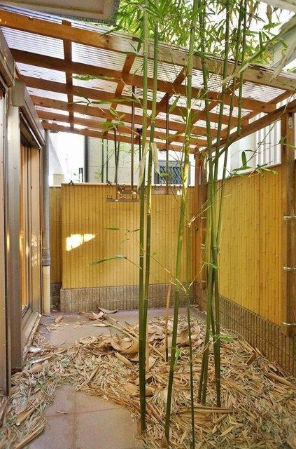 そして専用庭には竹が生えてますよ。完璧じゃないでしょうか。