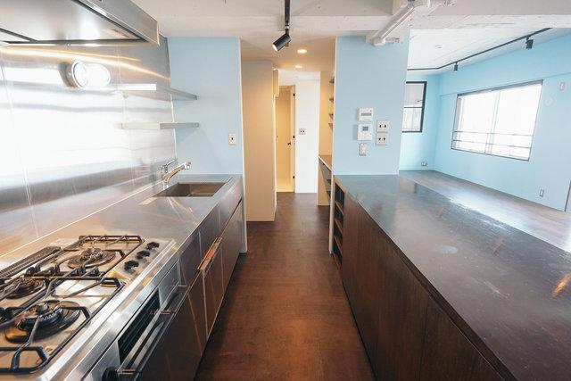 堂々のキッチンをはじめとして、水回りは全て新しくなっていますので安心です