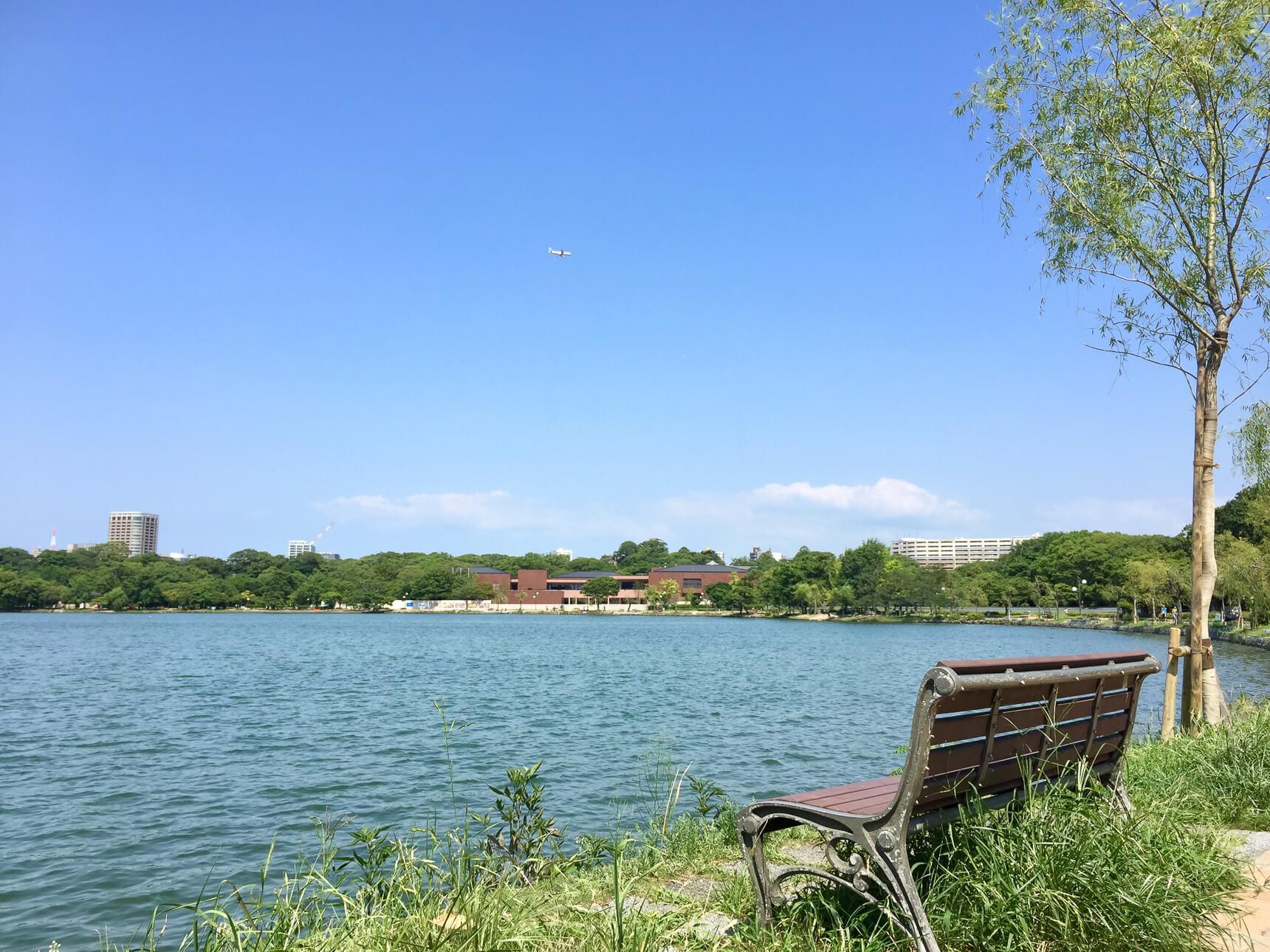 福岡に住むなら、まずはここをおすすめしたい。大濠公園のおすすめ物件特集