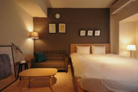 ホテルライクな暮らしを叶えるサービスアパートメント「六本木グランド」に潜入