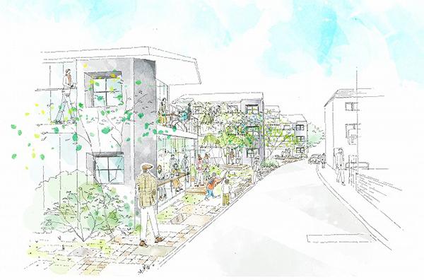 地域の住人の方に開かれた「まちの広場」がある、新しいタイプの集合住宅など、暮らしてみたくなるような仕掛けがある物件をたくさん手がける管理会社さんです。