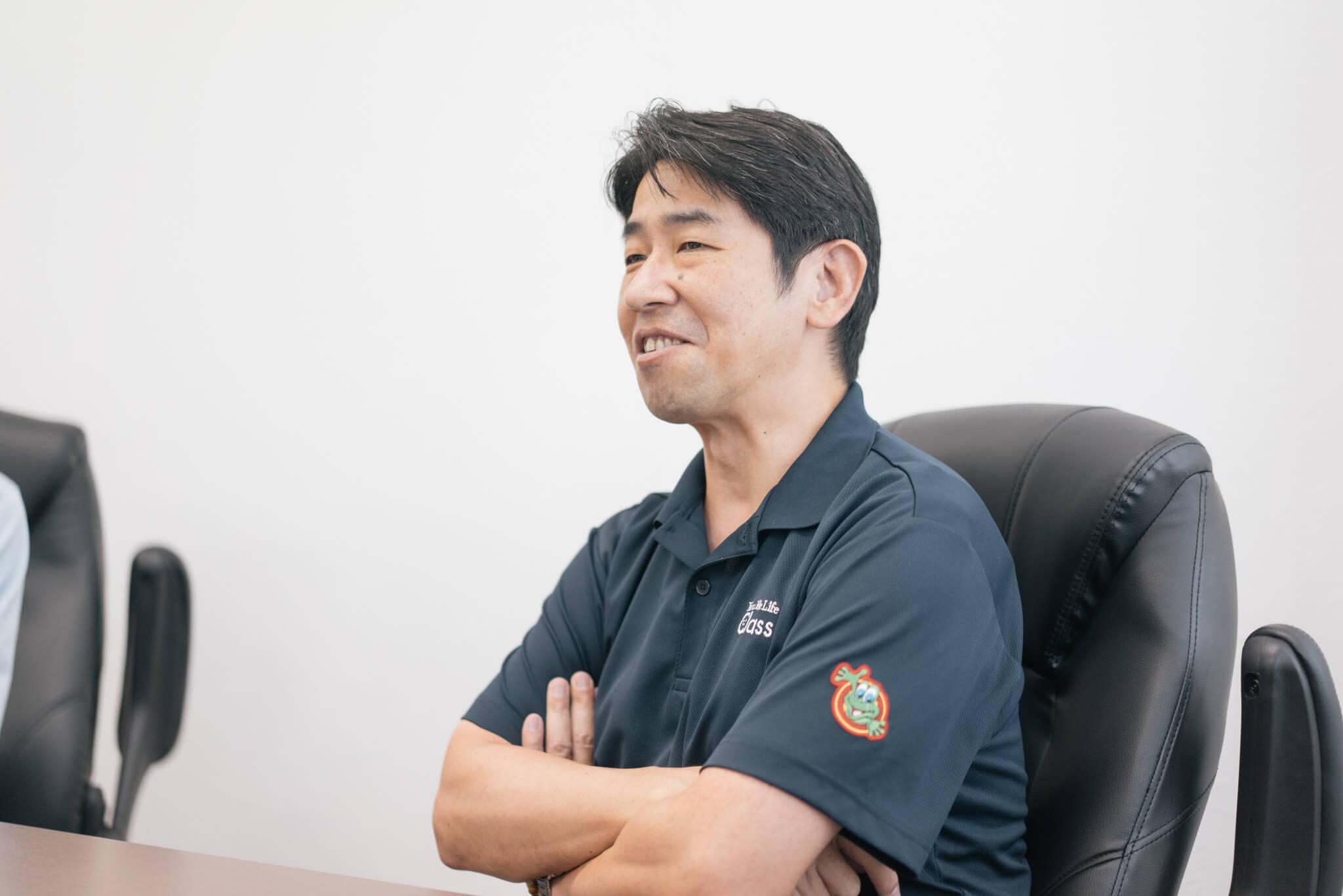 「この会社では、立ち止まることがないというか、常に新しいことを考えています。全国にいろんな管理会社がありますが、こんなにいろんな取り組みをしている会社は、そんなに多くないと思いますね」と和田さん。
