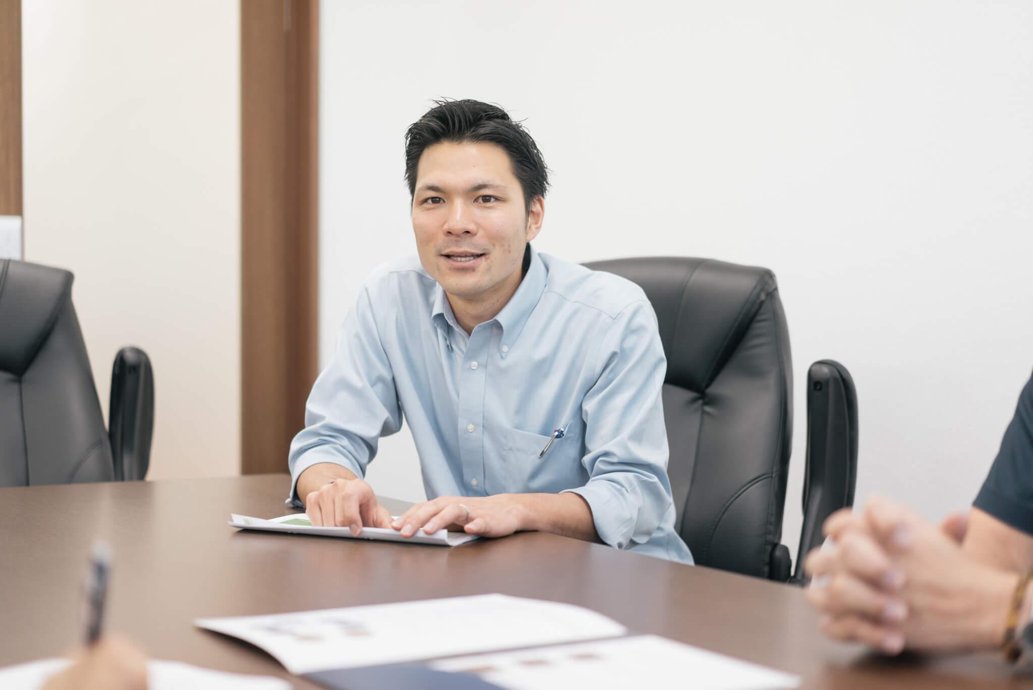 「ひとつの部署はひとつの会社、自分は社長だと思って、自ら考えてやりなさい、とよく言われています」とお話ししてくださったのは、最近ユーミーClassに入社したばかりという清田さん。