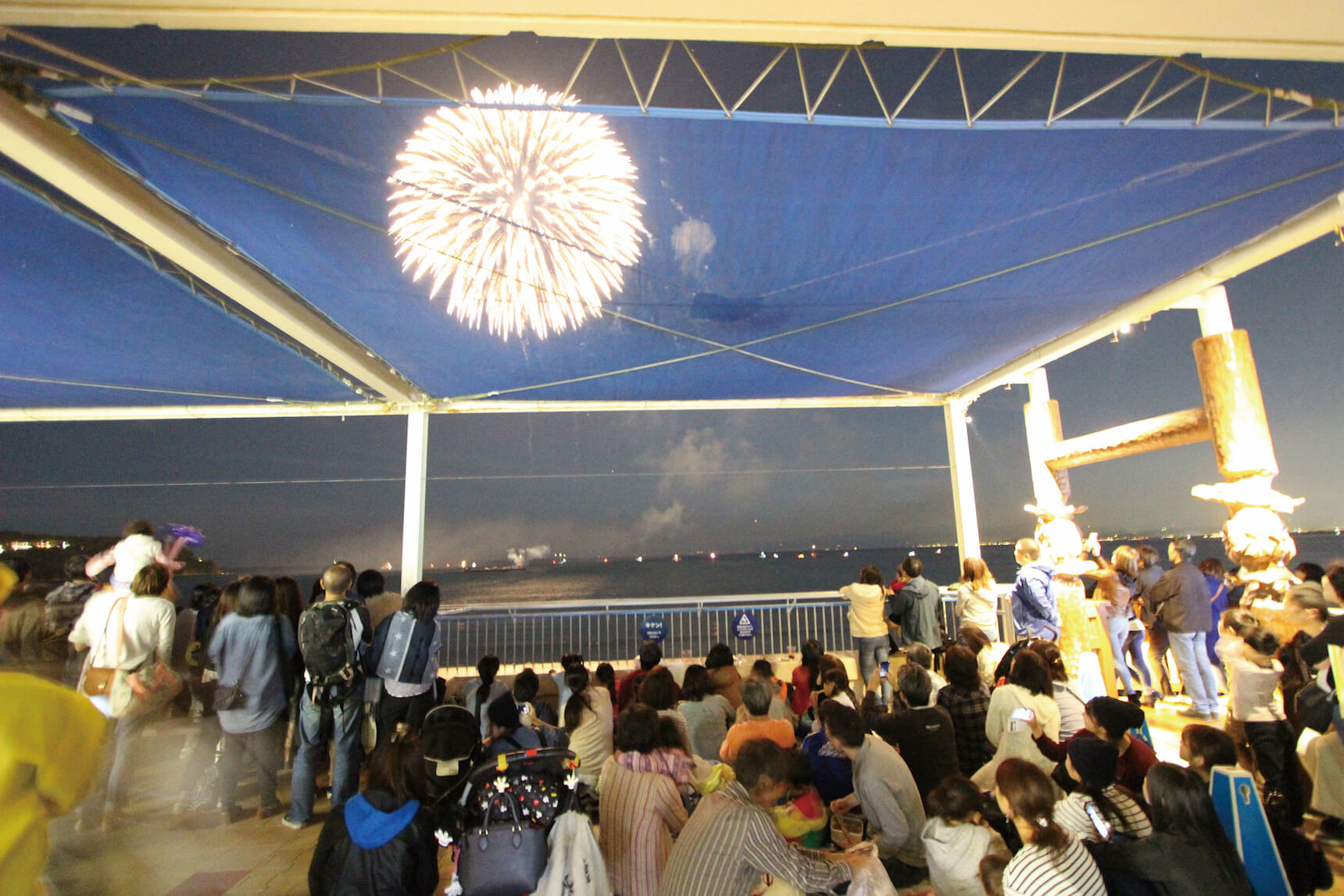 さらには、1年に1回、江ノ島花火大会の日に合わせて行われる感謝祭では、なんと江ノ島水族館を貸切に。オーナーさん、入居者さんなど、関わりのある2,000名もの方を招待されていて、毎年楽しみにしている方も多いんだそうです。