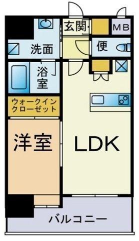 写真、間取り図は別室のものです。募集中のお部屋は角部屋です。