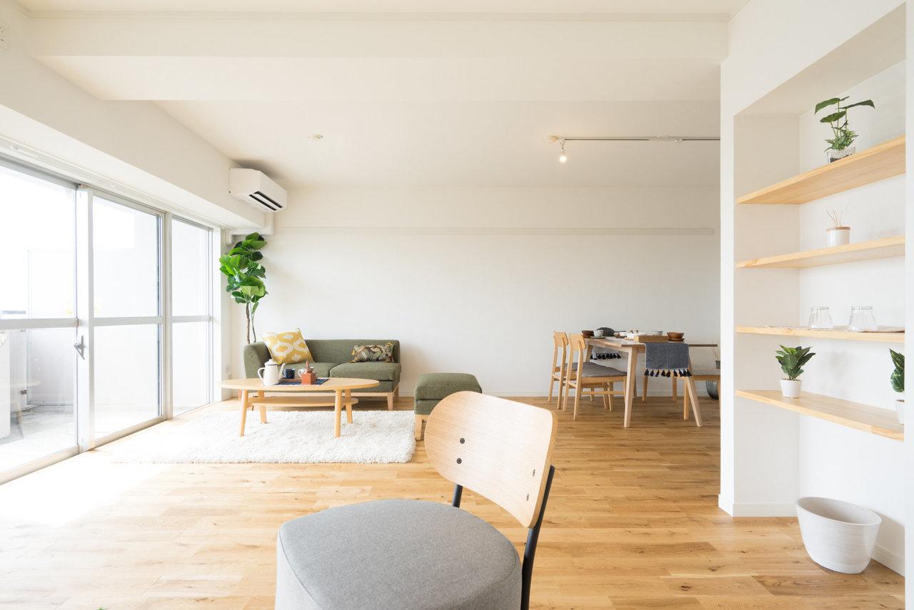 4つのプランから選べる!工事費負担なしで自分好みのお部屋が作れるカスタマイズ賃貸が横浜市青葉区に登場します