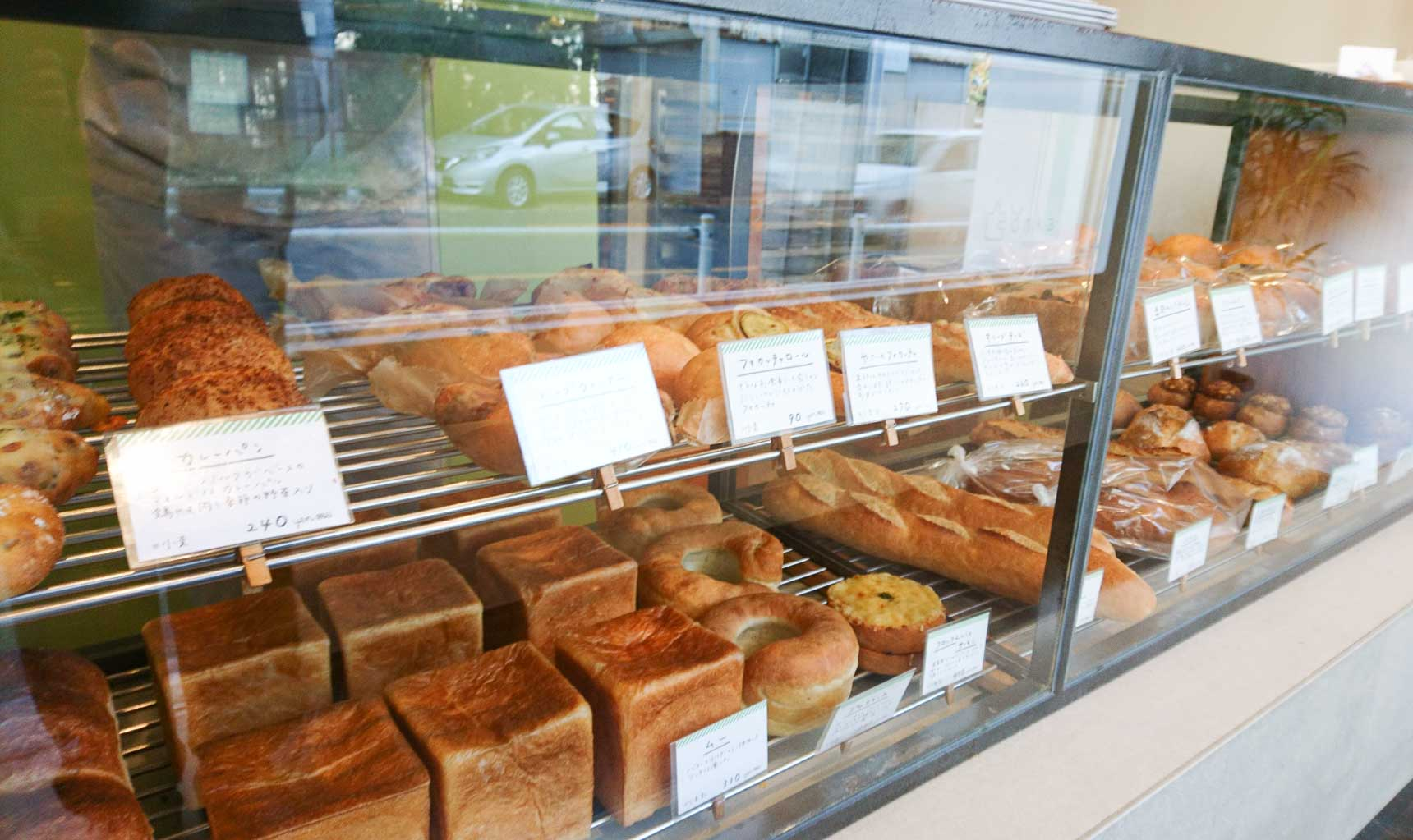人気店のレシピを受け継ぐ、住宅街の中のパン屋さん『onkä(オンカ)』