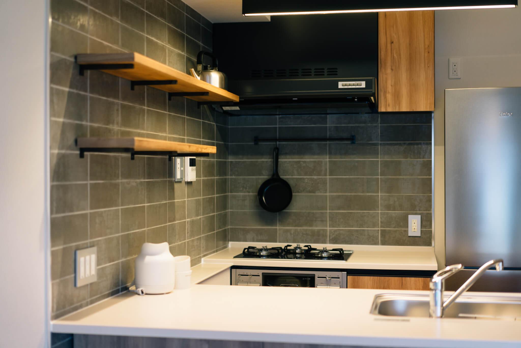 調理道具や、食器のひとつひとつ、どんなものを選ぼうか楽しみになってしまいますね。