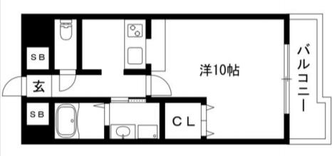 東山線の中でもちょっぴりマイナーな岩塚駅。でも名古屋駅まで乗り換えなしで電車で約9分。アクセスの良さも申し分なしですね。