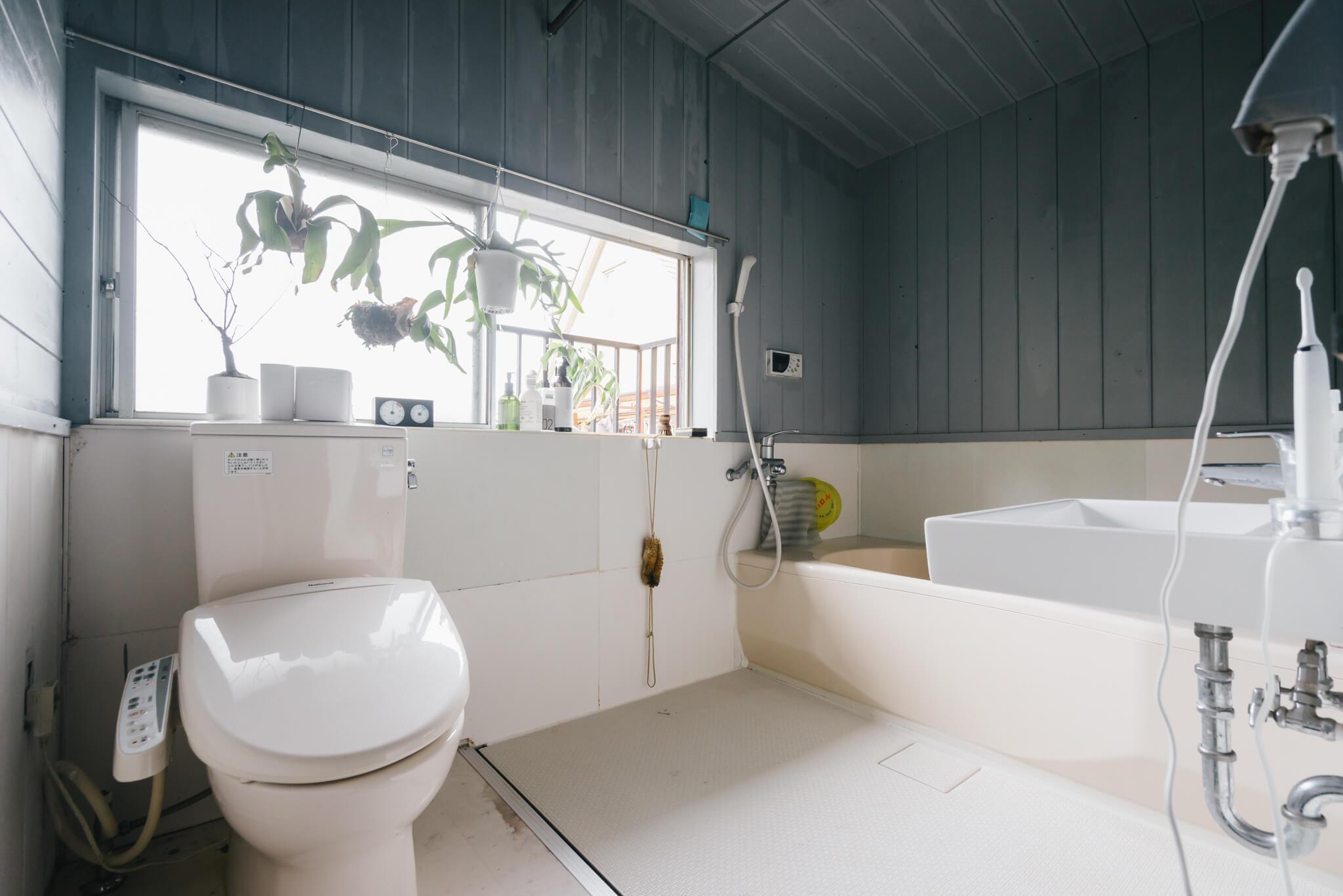 キッチンやお風呂まわりも、デザイン性が高く、暮らしやすそう。