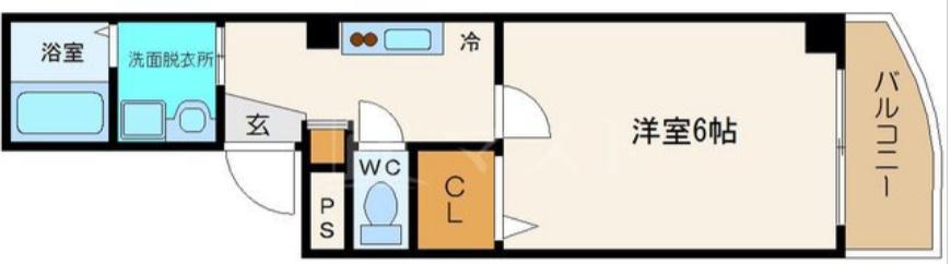 なんばにも、梅田にもアクセスのよい、「谷町4丁目」駅。可愛いカフェやレトロな喫茶店も多く、コンビニも充実の、住環境もよいエリアです。