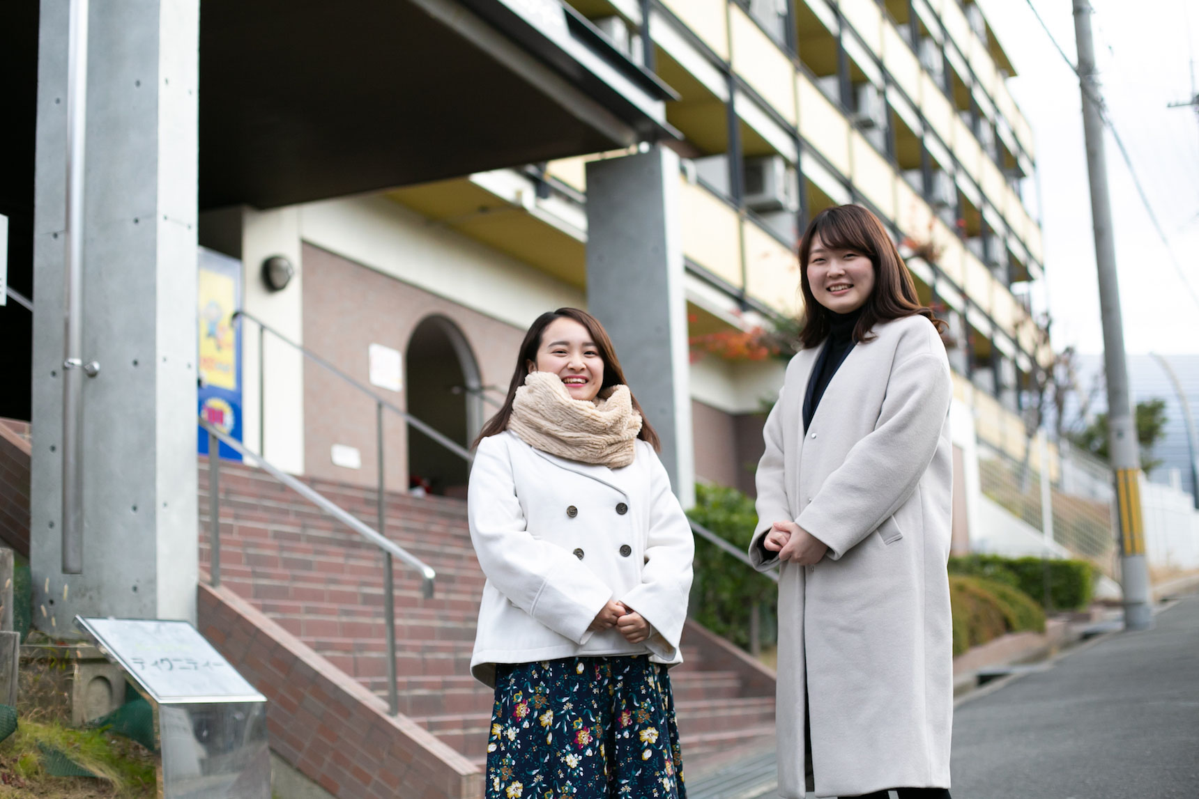 学生に寄り添う住まいのあり方。「カレッジハイツディグニティー」で暮らす関西大学の先輩に、ここに決めた理由を聞きました