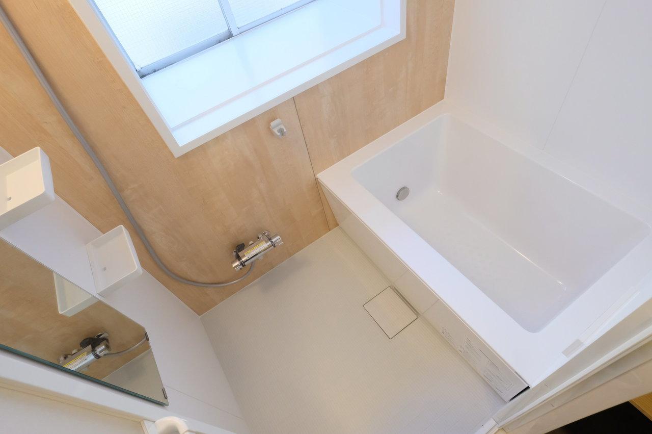 「サーモスタット水栓」「水圧」など、水回りの設備は細かくチェックするスタッフも。