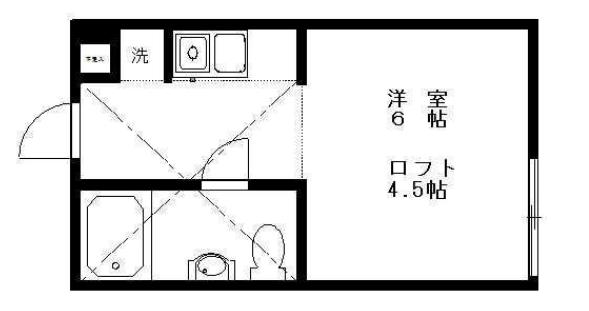 (下北沢/24㎡/7.9万円)