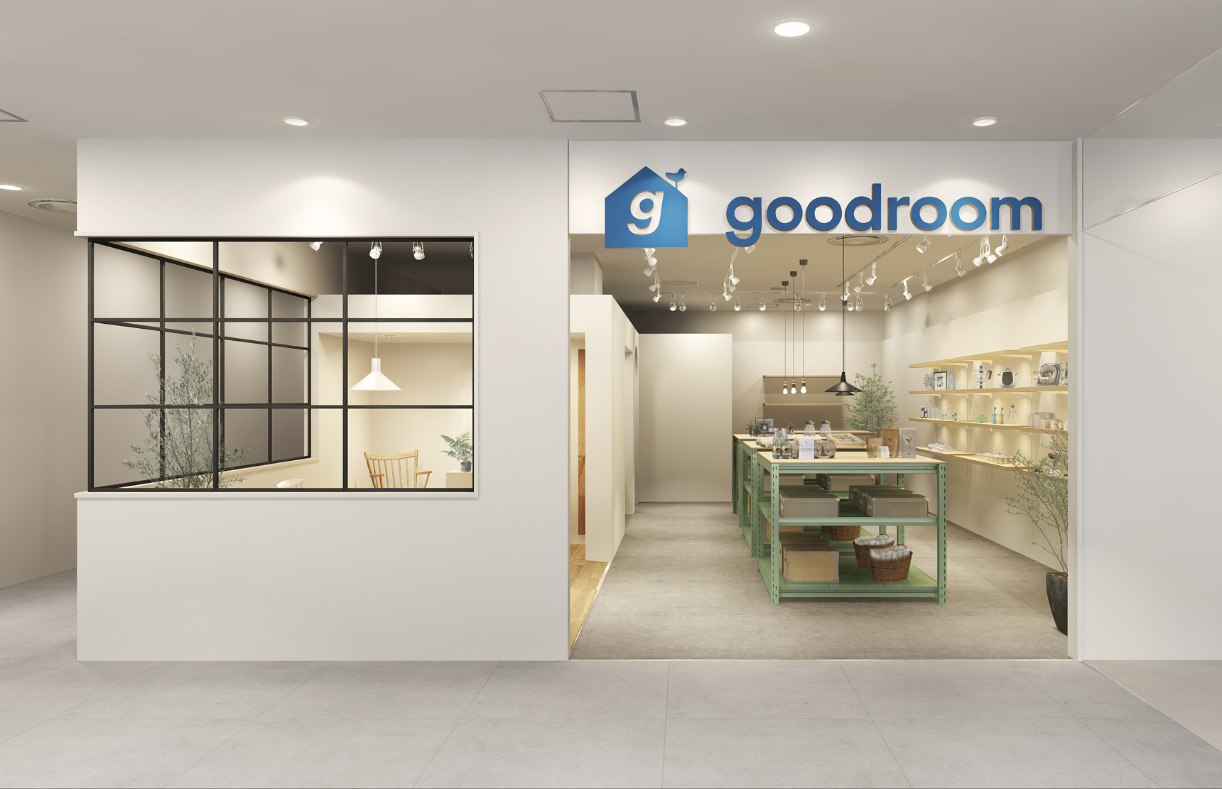 3/16(土) goodroom 錦糸町PARCO オープン!新生活が楽しみになるDIYや暮らしのアイテムをたくさん揃えました。