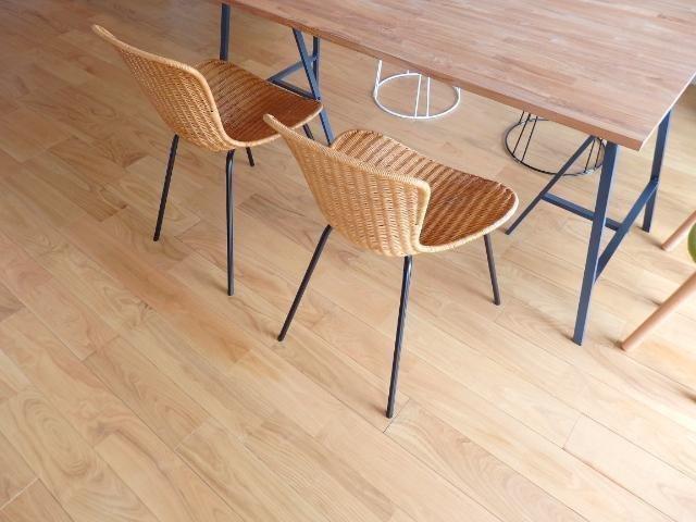 ダイニングテーブルも問題なく置けそうなリビングは14.5畳。寝室とはしっかり分けて、こちらは二人がゆっくり過ごす場所にしましょう。(写真はイメージです)